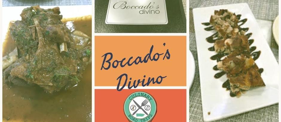 CHEF INTERVIEW: Boccados Divino
