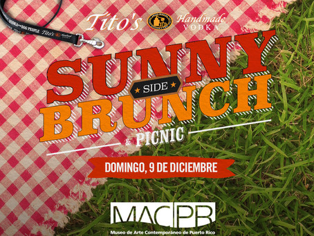 Tito's Vodka Sunny Side Brunch Picnic