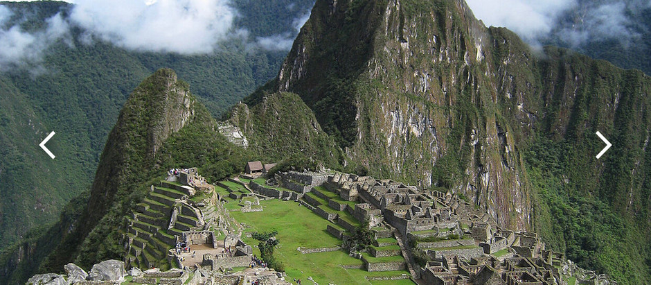Machu Picchu Virtual Tour