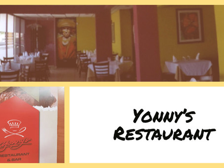 CHEF INTERVIEW: Yonny's Restaurant- Victor