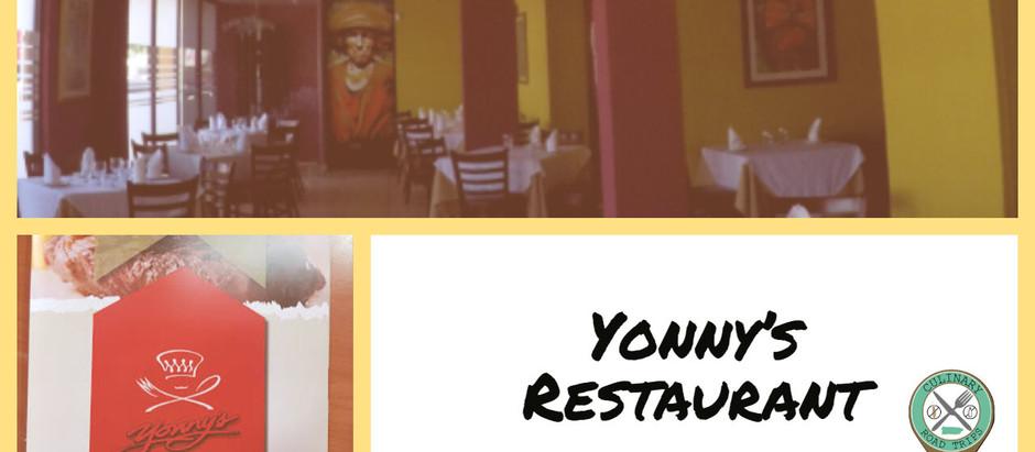 CHEF INTERVIEW: Yonny's Restaurant- Victor