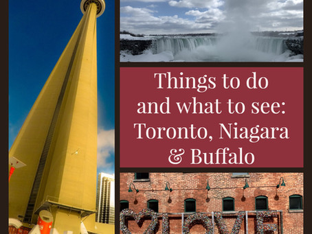 Things to do and what to see: Canada-Buffalo