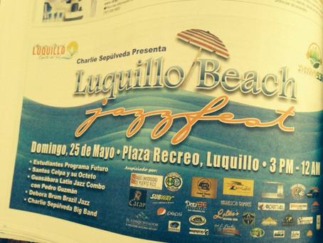 Luquillo Beach Jazz Fest