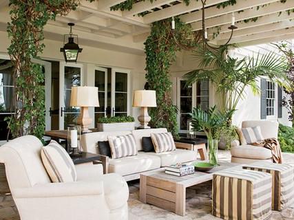 Home Design Inspiration: Outdoor Patio