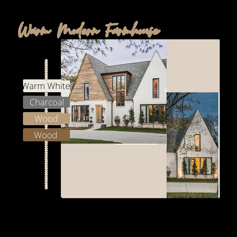 Unique modern farmhouse designs