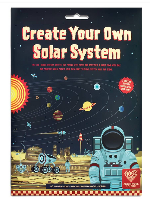 Build Your Solar System