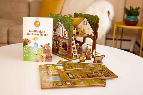 Goldilocks Play Set & Book