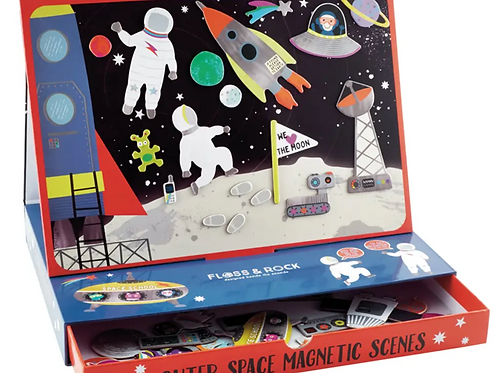 Space Play Scene