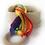 Thumbnail: Rainbow Hand Kite