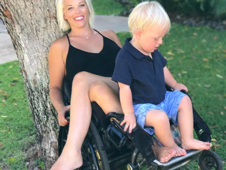The Disabled Mama