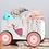 Thumbnail: Storage Basket Toy Wagon