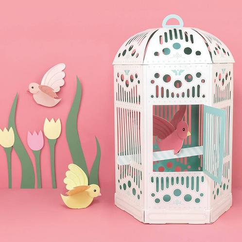 Build A Bird Cage Kit