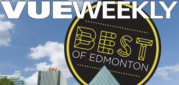 VUE WEEKLY - BEST OF EDMONTON - Best Actor - 1st Runner up