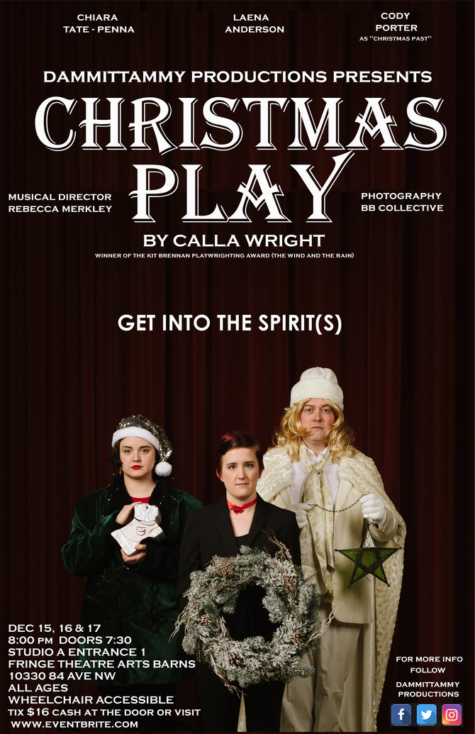 Christmas Play - Dammittammy Productions