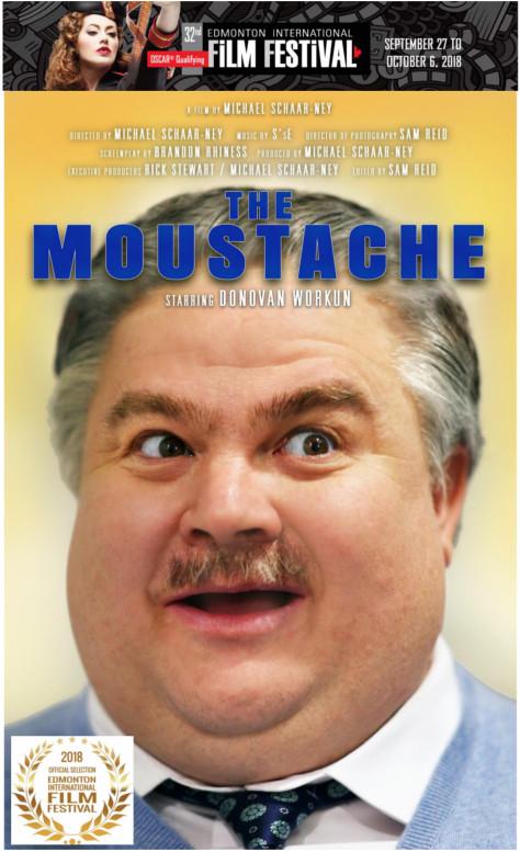 The Moustache at EIFF