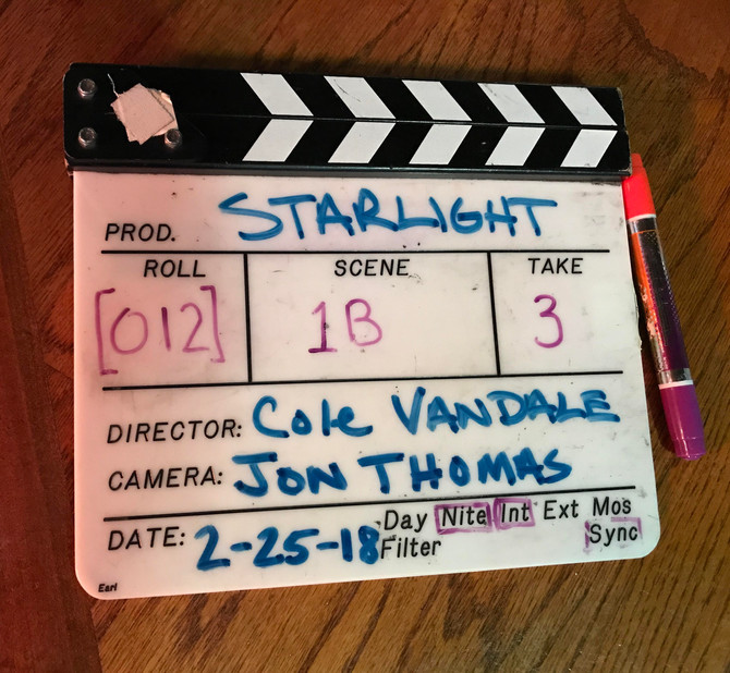 Starlight - Feature (proof shoot)