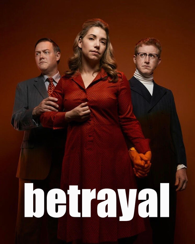 Betrayal - an amazing show with Broken Toys