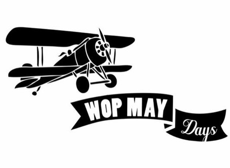 The Flying Detective - Tour Begins        Wop May Days 100th year Anniversary and World Premiere of