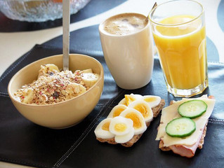 "CONTEMPORARY MYTHS - MYTH #1 ""You need a BIG breakfast to take you through the morning"""