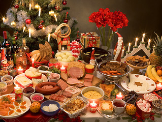 SURVIVING THE CHRISTMAS TABLE?