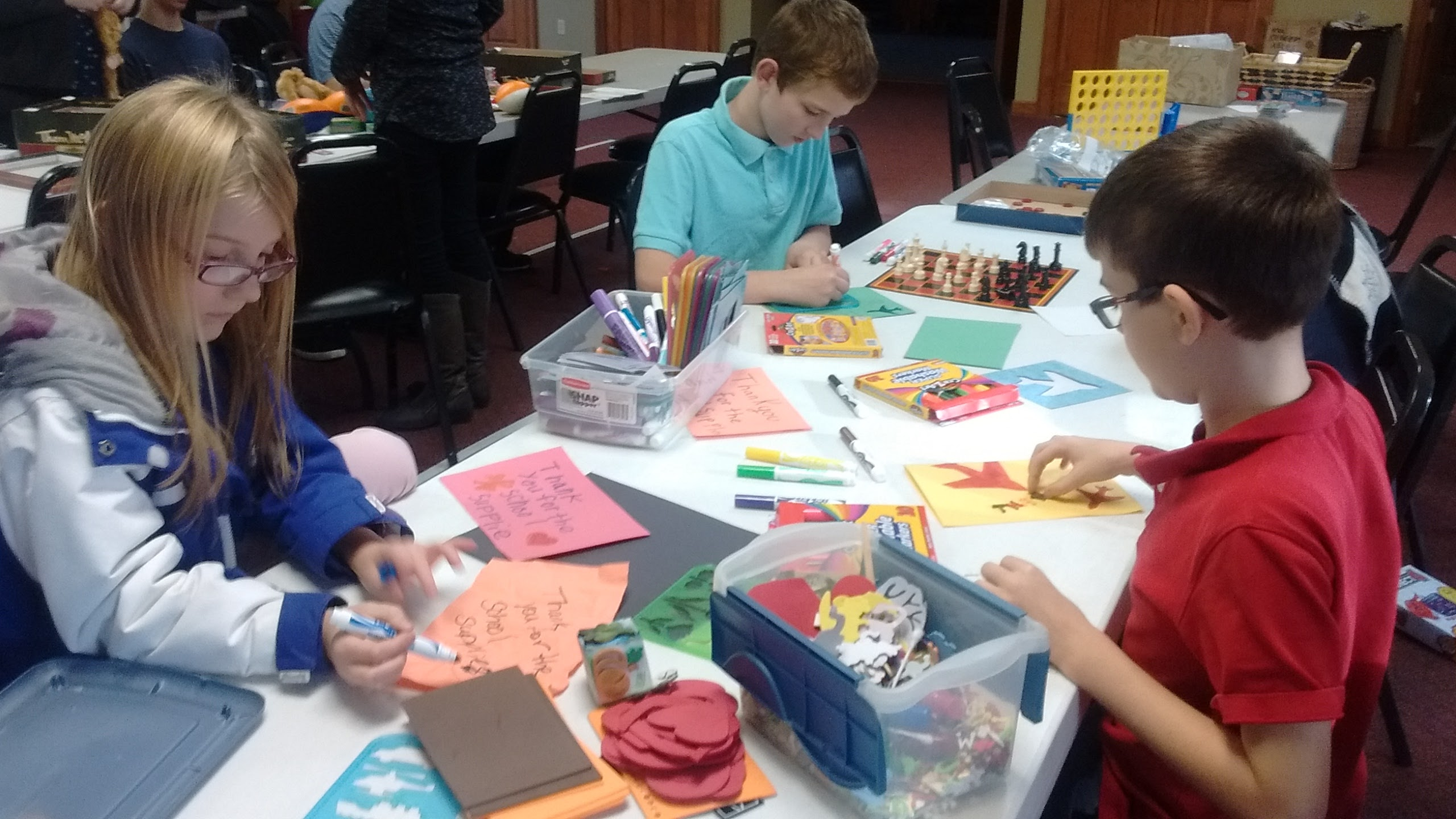 Arts, Crafts and Games