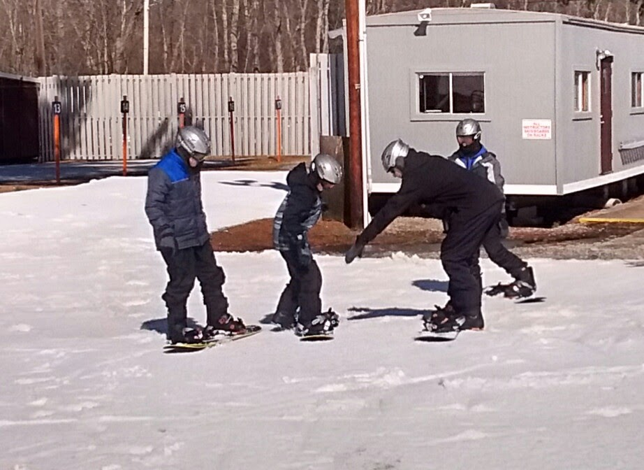 Ski Trip to Bradford Ski