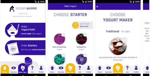 Yogurt App