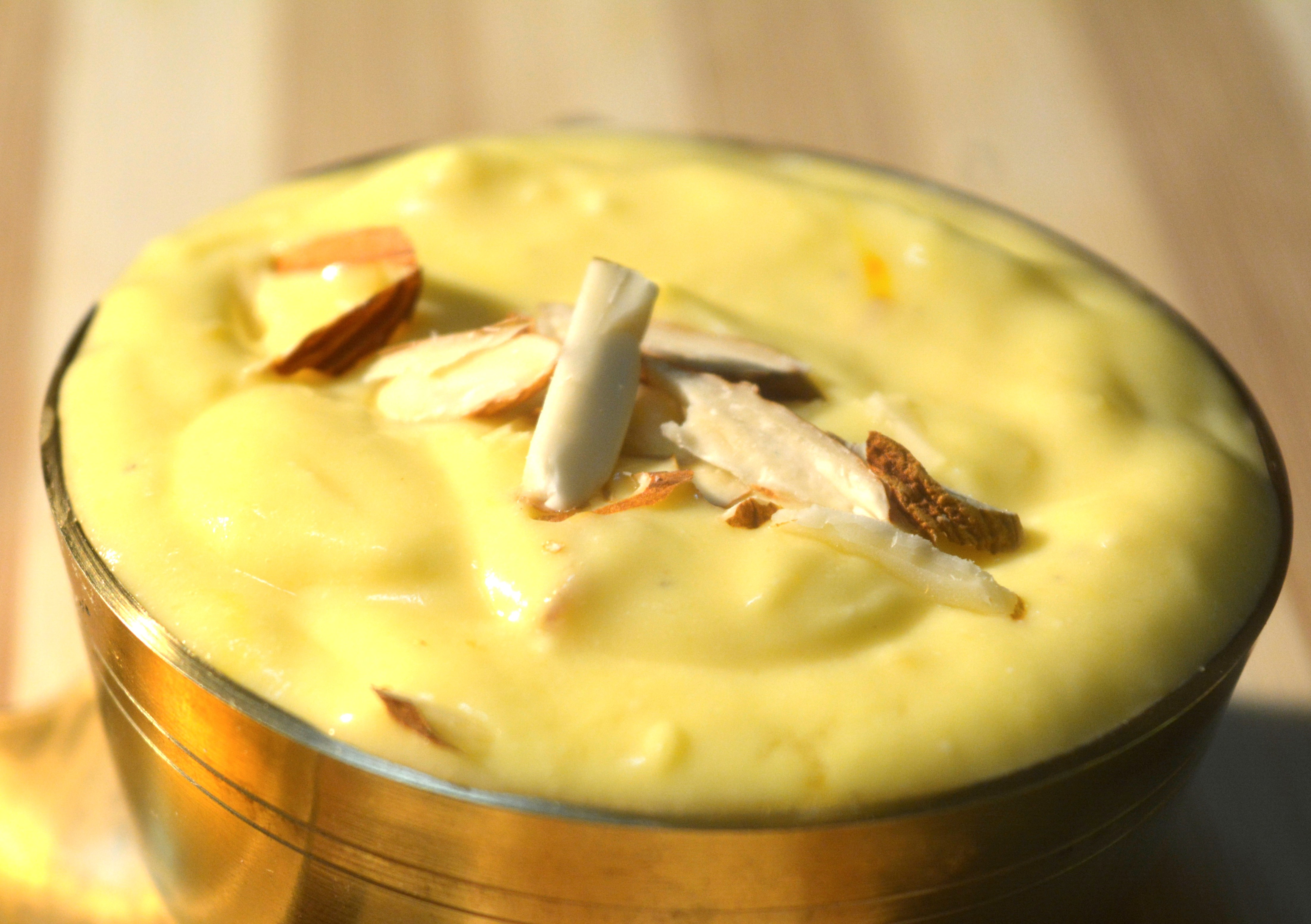 Fermented Milk Products from All Over the World. Shrikhand (India)