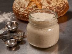 Sourdough Siyez Bread