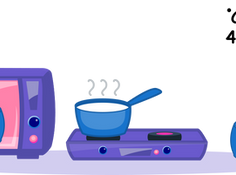 Boiling of the milk when making yogurt and kefir at home