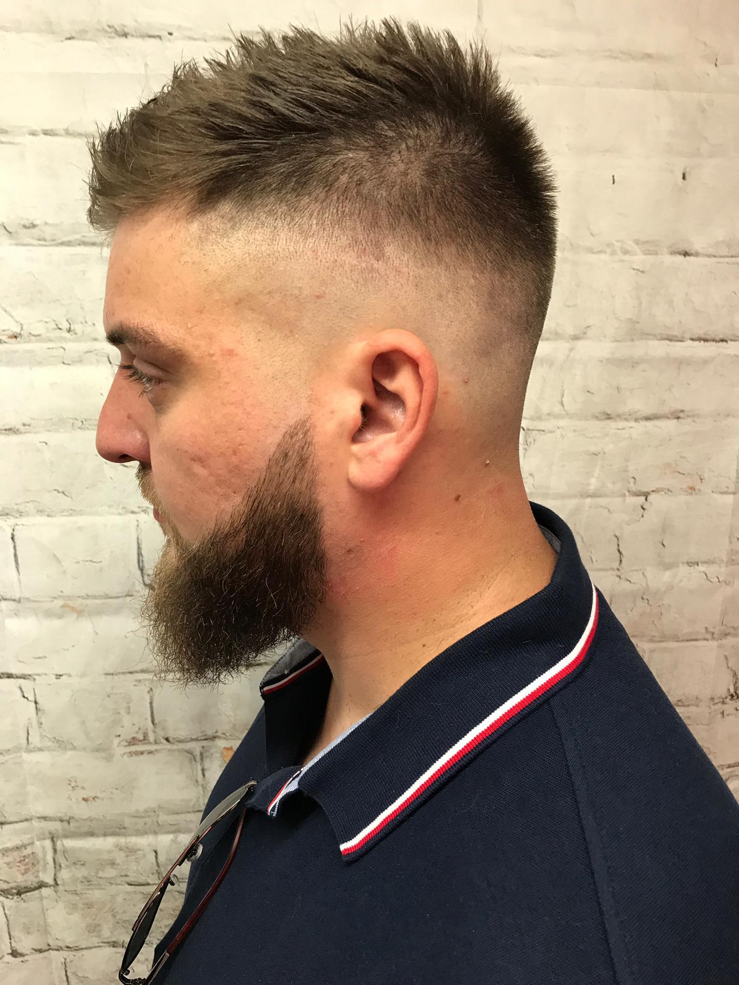 Taille de barbe