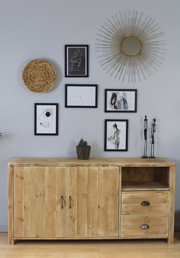 """The """"Louis"""" sideboard"""