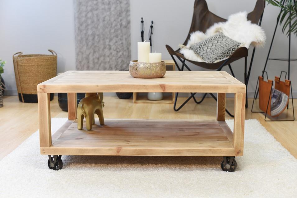 "The ""Juliette"" coffee table"