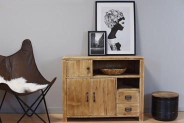 """The """"Léopold"""" sideboard"""