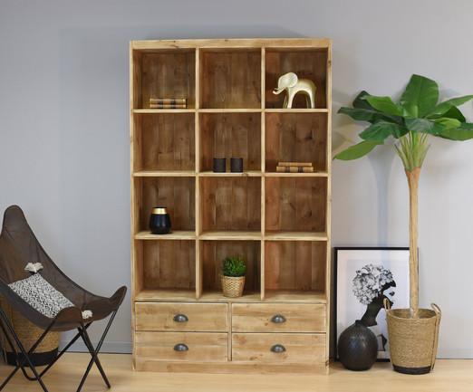 """The """"Lucie"""" shelf"""