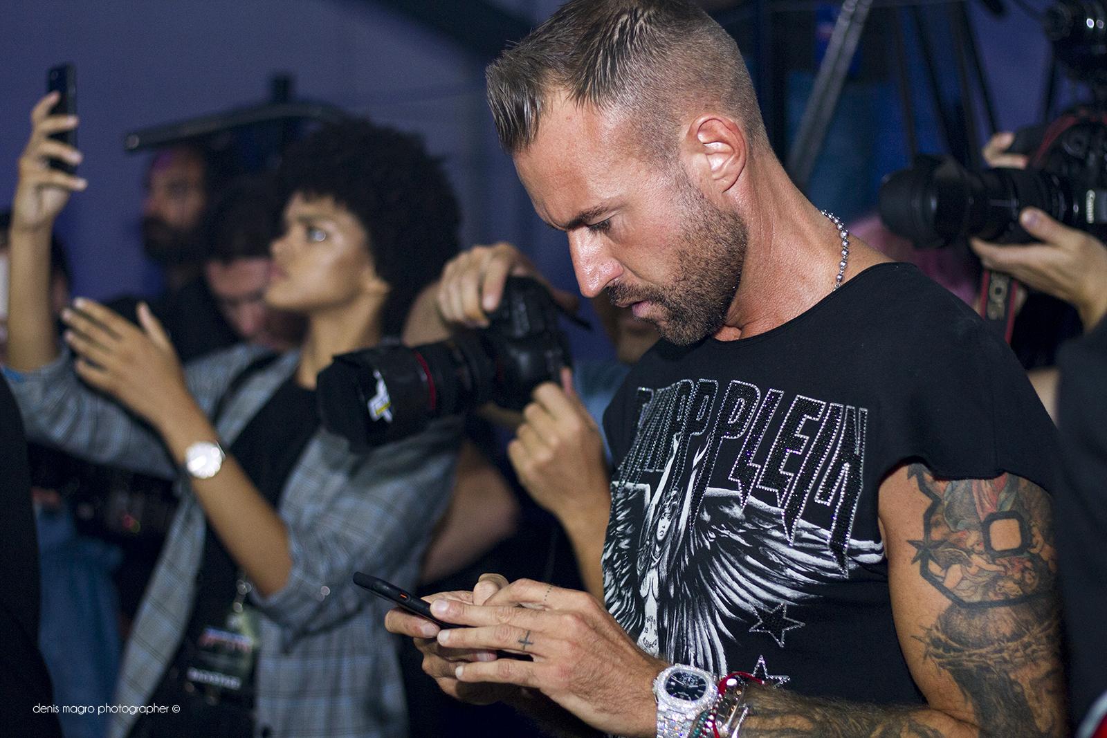 Philipp Plein / Denis Magro