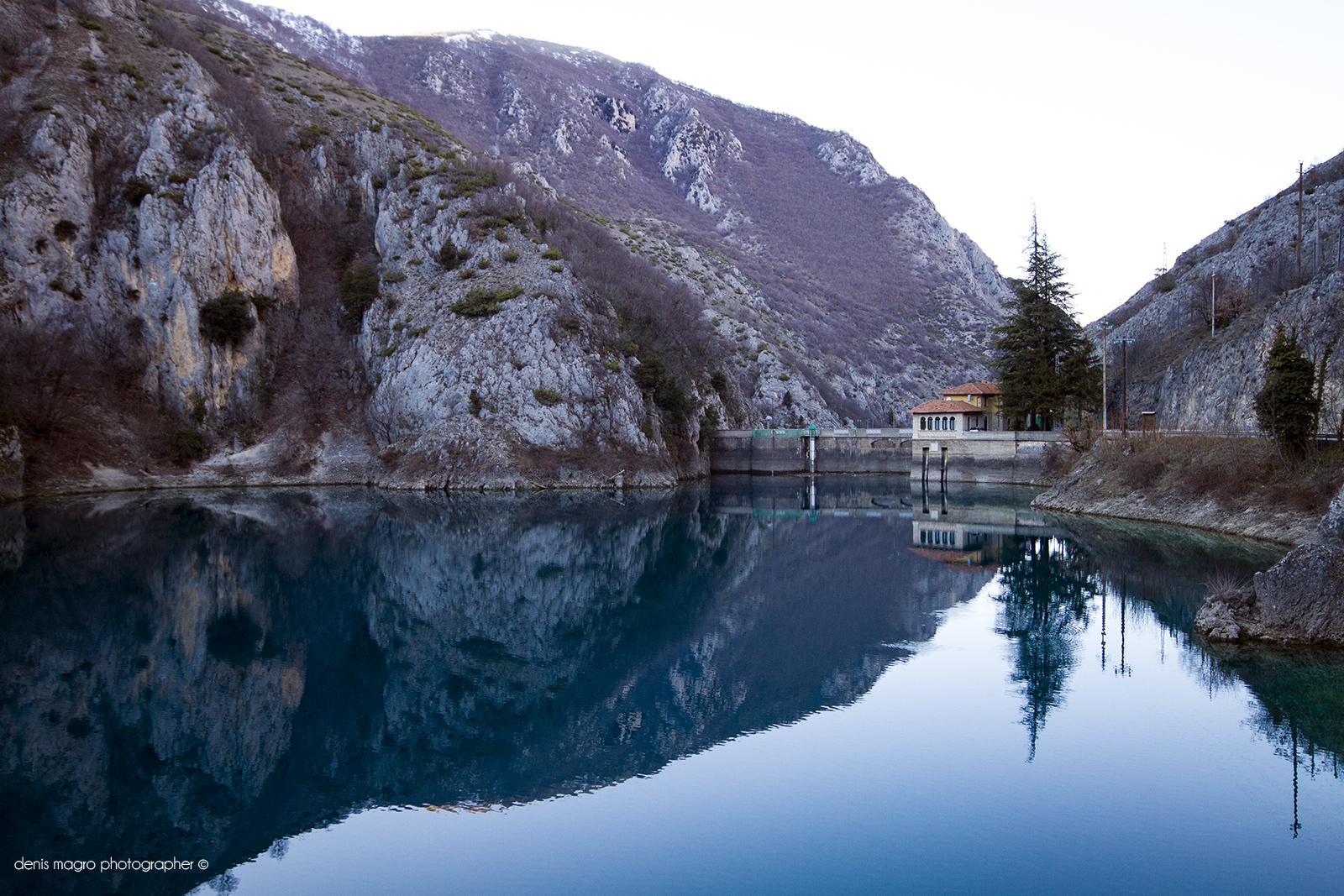 Lago di San Domenico / Abruzzo / Denis Magro photographer