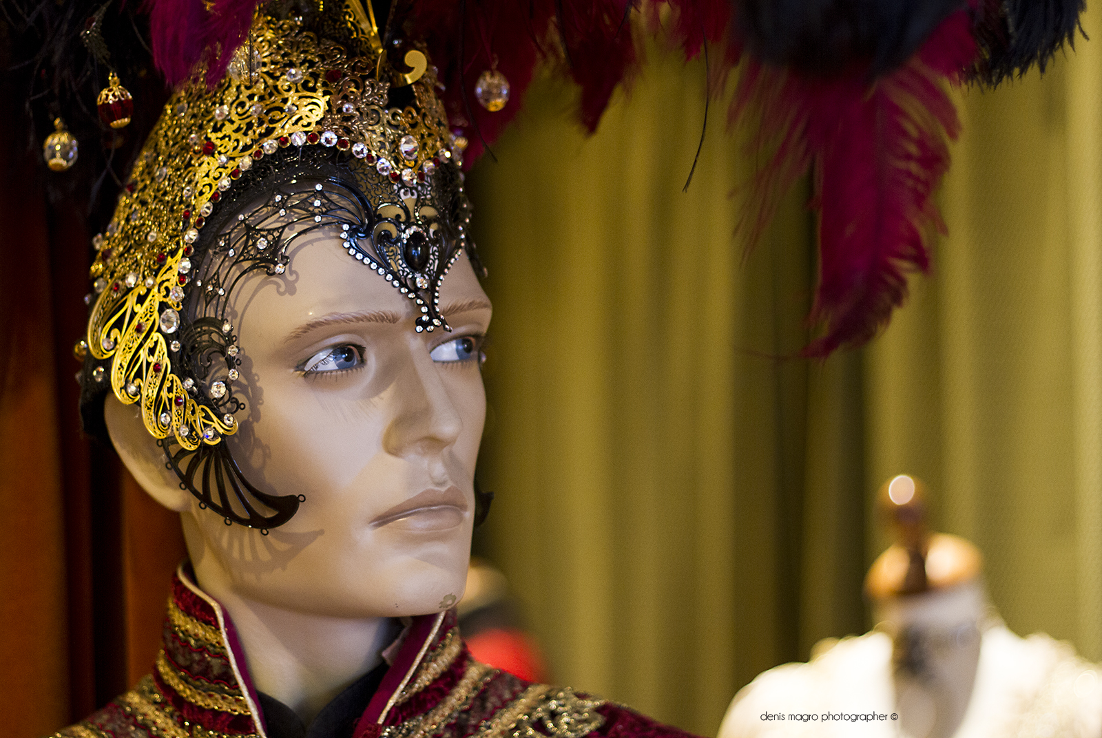 Carnevale Venezia / Denis Magro / maschere