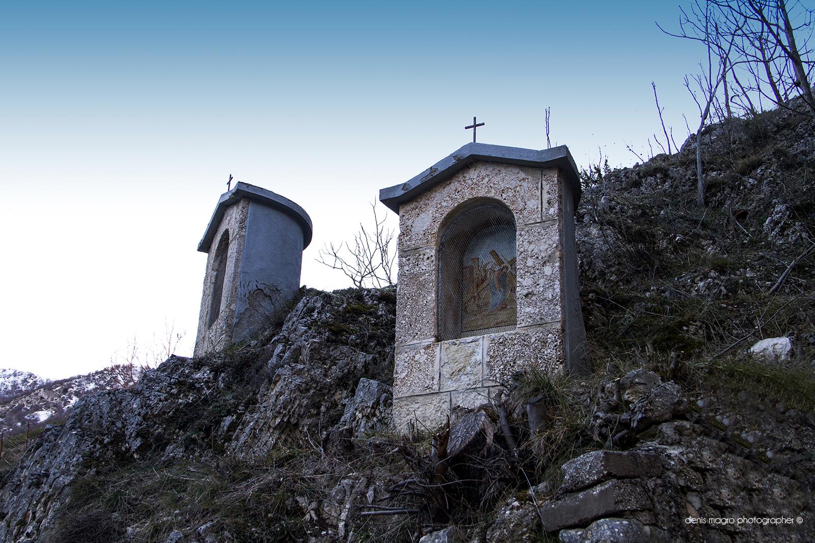 Eremo di San Domenico  / Abruzzo / Denis Magro photographer