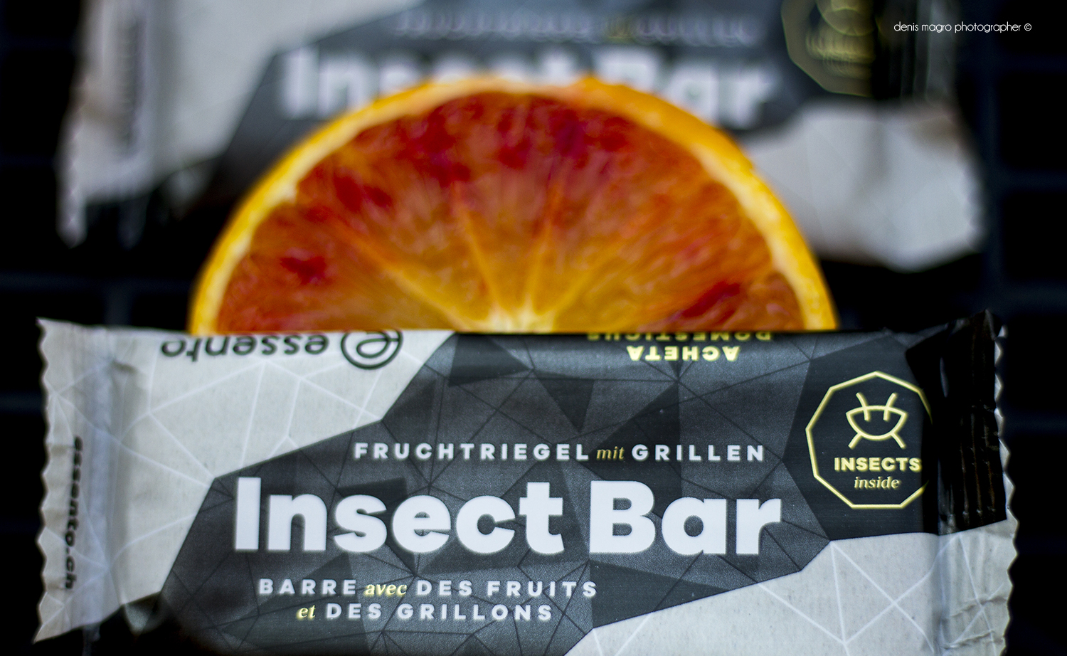 Entofoodvisions / Denis Magro / edible insects