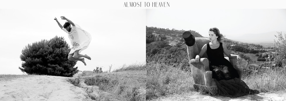 ALMOST TO HEAVEN