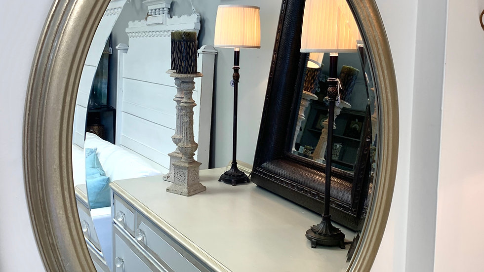 Uttermost Oval Mirror 24x30