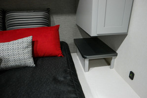 RPM - Master Suite bedside table