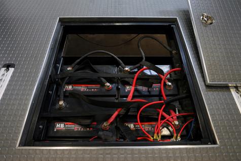 Trail Wagon On-board Battery Option