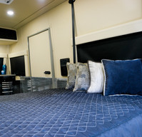 Industry 1st Electric Drop-Down Queen Bed