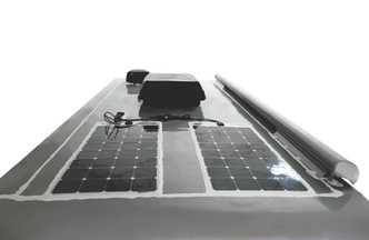 Trail Wagon - Solar Option