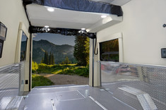 Trail Wagon TFE Rear Interior