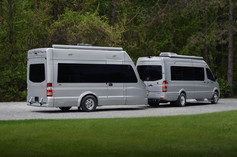Trail Wagon 21AFE with Chinook Motorhome