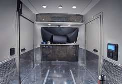 Trail Wagon AFE - Front Interior