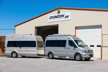 Trail Wagon at Chinook RV